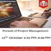 logo Pursuit of Project Management