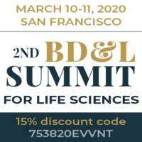 logo 2nd BD&L Summit For Life Sciences