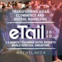 logo eTail Asia Conference in Singapore March 2020