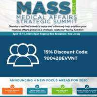 logo Medical Affairs Strategic Summit East 2020