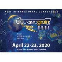 logo ХVII INTERNATIONAL CONFERENCE  BLACK SEA GRAIN-2020