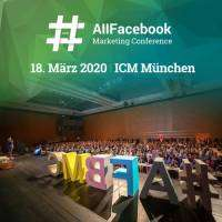 logo AllFacebook Marketing Conference - Munich 2020
