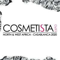 logo COSMETISTA EXPO NORTH & WEST AFRICA