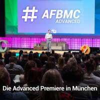 logo AllFacebook Marketing Conference Advanced - Munich 2020