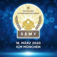 logo SEMY Awards Munich 2020