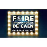 logo Foire Internationale - Caen