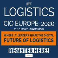 logo Logistics CIO Europe 2020, 11-12 March Amsterdam by Reuters Events