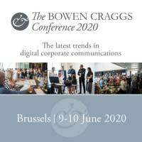 The Bowen Craggs Conference - Brussels