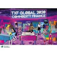 logo TXF Global Commodity Finance - Amsterdam