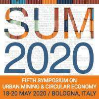 logo SUM 2020 - 5th Symposium on Urban Mining and Circular Economy