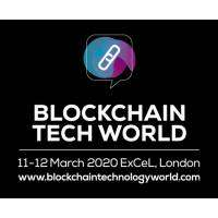 logo Blockchain Technology World 2020 - London