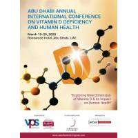 logo Abu Dhabi Annual Intl Conference on Vitamin D Deficiency and Human Health