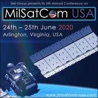 logo MilSatCom USA