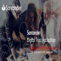logo Santander Digital Trust Hackathon