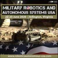 logo Military Robotics and Autonomous Systems USA