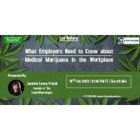 logo What Employers Need to Know about Medical Marijuana In the Workplace