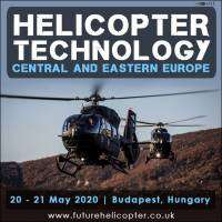 logo Helicopter Technology Central and Eastern Europe 2020