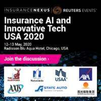 logo Insurance AI and Innovative Tech USA 2020