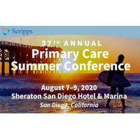 logo 2020 Primary Care Summer Conference San Diego - CME