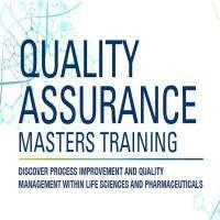 logo Quality Assurance Masters