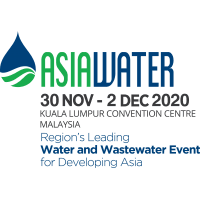 logo ASIAWATER Expo & Forum