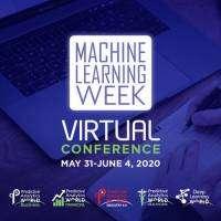 logo Machine Learning Week Las Vegas 2020 - Virtual Edition