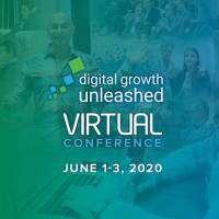 logo Digital Growth Unleashed - Virtual Edition