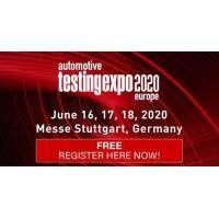 logo Automotive Testing Expo Europe - Messe Stuttgart, Germany
