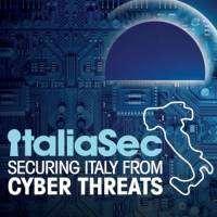 logo ItaliaSec: IT Security Conference, Milan, November 2020