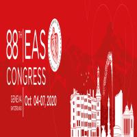 logo EAS 2020, Geneva - 88th Congress of the European Atherosclerosis Society
