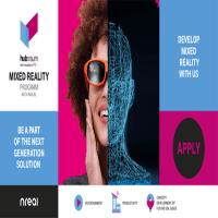 logo Mixed Reality Program with Nreal