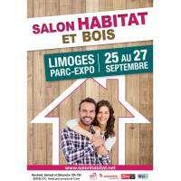 logo Salon Habitat & Bois de Limoges