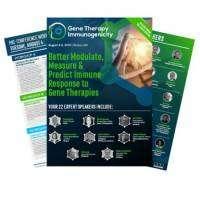 logo Gene Therapy Immunogenicity - Virtual Summit