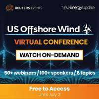 logo US Offshore Wind 2020 Virtual Conference (Reuters Events) Now available to watch on-demand