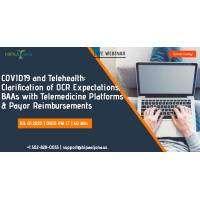logo COVID19 and Telehealth: Clarification of OCR Expectations, BAAs with Telemedicine Platforms & Payor Reimbursements