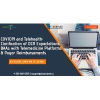 logo COVID19 and Telehealth: Clarification of OCR Expectations, BAAs with Telemedicine Platforms & Payor Reimbursements