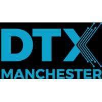 logo DTX Manchester (Digital Transformation Event)