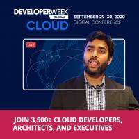 logo DeveloperWeek Global: Cloud