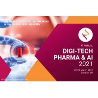 logo 4th Annual Digi-Tech Pharma & AI 2021