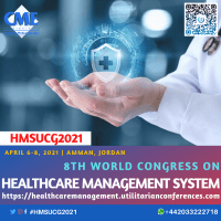 logo 8th World Congress on Healthcare Management System