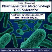 logo SMi's 10th Annual Pharmaceutical Microbiology Conference