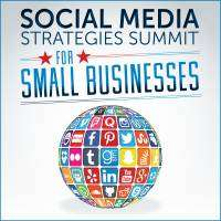 logo Social Media Strategies Summit for Small Businesses - Virtual Conference