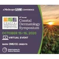 logo Virtual Annual Coastal Dermatology Symposium