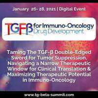 logo TGFb for Immuno-Oncology Drug Development Summit | Digital Event