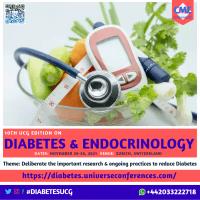 logo 10th UCG Edition on Diabetes & Endocrinology Conferences