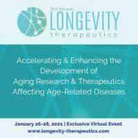 logo 3rd Annual Longevity Therapeutics 2021 Summit