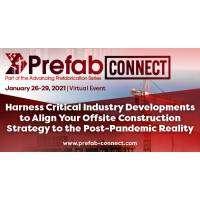 logo Prefab CONNECT | Virtual Event
