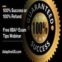 Free Live Online IIBA Exam Tip Training - 100% Success or 100% Refund - USA, Canada, Europe, Africa cover