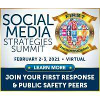logo Social Media Strategies Summit - First Responders | Virtual Conference