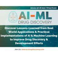 logo AI-ML Drug Discovery Virtual Conference